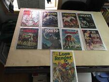 Western comic lot 9 comics