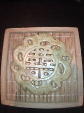 Chinese Gift Ivory Burma Jade Carves (JBC08)