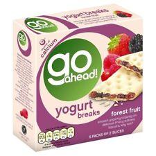 McVitie's Go Ahead! Yogurt Breaks - Forest Fruit (6 per pack - 177g)