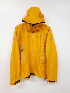 Mountain Equipment Gore-tex Paclite Waterproof Jacket Size LARGE