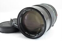 【EXC++++!!】Canon New FD 135mm f/2.8 MF Telephoto NFD Lens from Japan #3250