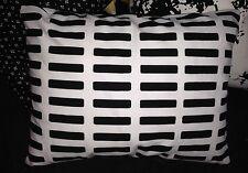 "Alvar Aalto 12x16"" design Siena heavy fabric pillow cushion cover case, handmade"