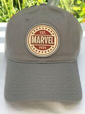 Marvel Comics 80th Anniversary Baseball Cap Hat Adjustable Osfa Disney Store Nwt