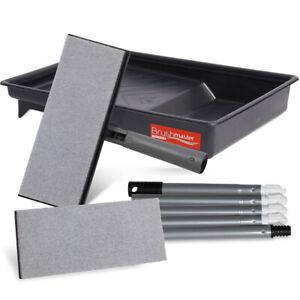 """Brushmaster Paint Pad Decorating Kit (9"""" / 228 mm)"""