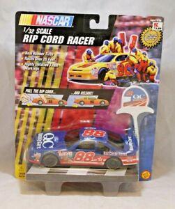 NASCAR 1/32 Scale Rip Cord Racer #88 Dale Jarrett ~ Toy Biz