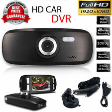 "G1W Black Box Original Dashboard Dash Cam - Full HD 1080P H.264 2.7"" LCD Car USA"