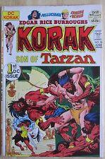 DC Comics Korak Son of Tarzan #46, Good Condition