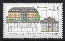 GERMANY MNH 1997 SG2765 Auguststusburg and Falkenlust Castles in Brühl
