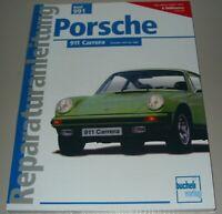 Reparaturanleitung Porsche 911 Carrera Baujahr 1975 - 1988 G-Modell Buch NEU!