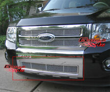 For 08-11 2011 Ford Escape Bumper Stainless Mesh Grille