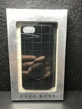 Hugo Boss Iphone 5 Case Black With Polka Dots New!!
