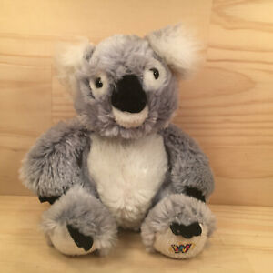 "BANKSIA THE KOALA ""Grey"" Beautiful Little Native Animal Soft Toy Stuffed Friend"