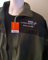 "XL LOCKHEED MARTIN NASA JACKET "" SPACE SYSTEMS""                           shirt"