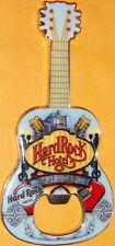 Hard Rock Hotel SAN DIEGO 2010 Guitar MAGNET Bottle Opener City Icons & Guitars
