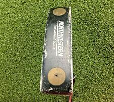 """Northwestern Tom Weiskopf 303 JB Oversize Putter / RH ~35.5"""" / NEW GRIP / mm4160"""