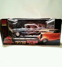 57'Chevy Hardtop 1of 2,499 Hot Rod Collectibles Limited Eddition scale1/24
