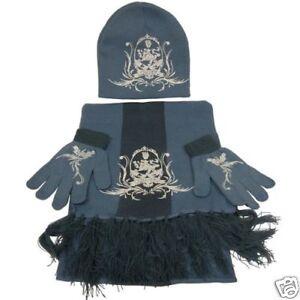 TWILIGHT - Hat (Beanie), Glove & Scarf Set (NECA) #NEW