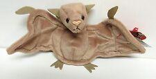 "Ty Beanie Baby - ""Batty"", the Brown Bat, Brand New w/Mint Tags"