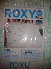 ROXY~REBEL GREEN ~3 PIECE TWIN  SHEET SET~NEW~