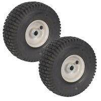 2 PK 2PLY Wheel Assembly For Snapper 5 0618 5 1449 5 2267 410X4