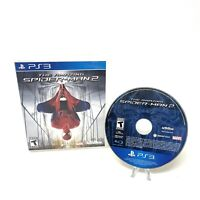 The Amazing Spider-Man 2 (Sony PlayStation 3 PS3, 2014) Tested Complete CIB