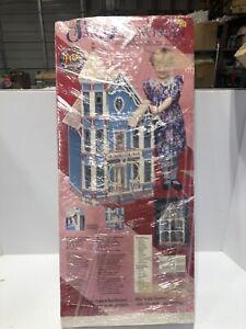Vintage Dura-Craft San Franciscan Victorian Dollhouse Parts & Pieces