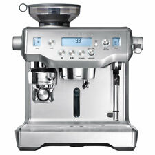 NEW Breville BES980BSS Oracle Coffee Machine