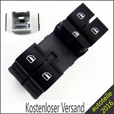 Neu Fensterheber Schalter Knöpfe für Skoda Octavia Fabia Superb Yeti 1Z0959858B