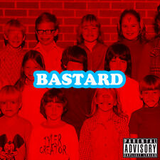 Tyler The Creator - Bastard CD Mixtape Odd Future