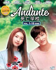 Andante Korean TV Drama Dvd -English Subtitle