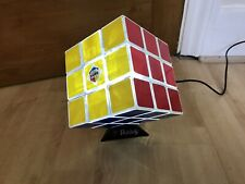 Rubiks Cube Working Puzzle Cube Light