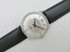 Mens Vintage 1971 Caravelle Automatic Wristwatch Swiss Made AS 1902 Movement