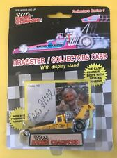 Racing Champions Dragsters / Collectors Card Collectors Series 1 Eddie Hill