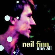 One All by Neil Finn of Split Enz and Crowded House  (CD, May-2002, Nettwerk)