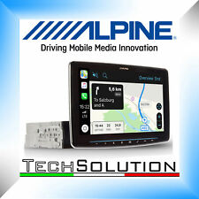 Alpine iLX-F903D Monitor 9'' Halo 9 con Apple CarPlay e Android Auto DAB