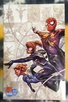 SPIDER-GIRLS #1 NYCC PX Variant (2018) - Marvel Comics / NM