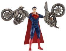 "Superman 3.75"" With Motor Bike  Action Figure"