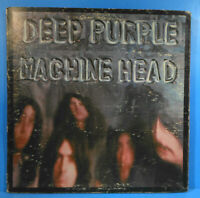 "DEEP PURPLE MACHINE HEAD 1972 RE '73 ""SMOKE ON THE WATER"" PLAYS GREAT! VG/VG!!C"