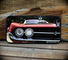 Retro 1971 Red Ford Torino Cobra Muscle Car - iPhone 6 or 6S+ phone case