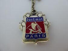 RARE Porte-Clés / Key Ring PEUGEOT/ DARL MAT PARIS  LOGO / GRIFFES TOP ! A1