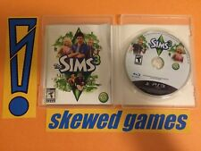 The Sims 3 - PS3 PlayStation 3 Sony COMPLETE