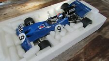 Pauls auto art 1971 F1 race car Grand Prix Francois Cevert 1:18 Tyrrell Ford V8