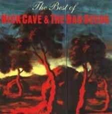 Nick Cave and The Bad Seeds Best of CD European Mute 1998 16 Track (cdmutel4)