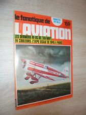 Le fanatique de l'aviation n° 159 de 1983