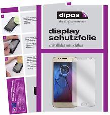 2x Motorola Moto G5s Pellicola Protettiva Protezione Schermo Cristallo dipos