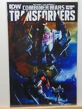 Transformers #39 Sub Cvr Variant Edition Combiner Wars IDW Comics CB6665