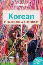 Lonely Planet Korean Phrasebook & Dictionary (L, Planet..