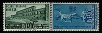 Italy SC# 533 and 534, Mint Never Hinged, 534 minor crease - Lot 020517