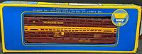 AHM. MILWAUKEE ROAD: MILW 26349.   RED STOCK CAR TALL  50' FT VINTAGE HO SCALE