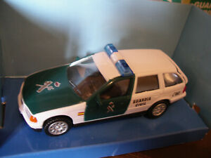 Cararama BMW 3-Series Guardia Civil 1/43 - excellent/boxed